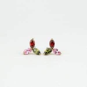 Xuping Earring 18K-0018