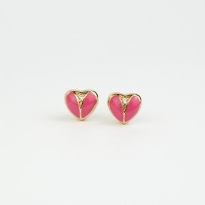Xuping Earring 18K-0019