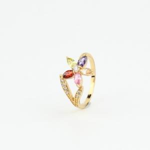 Xuping Ring 18K-0129