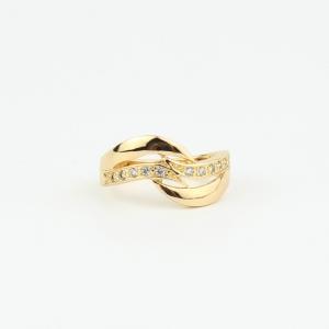Xuping Ring 18K-0130
